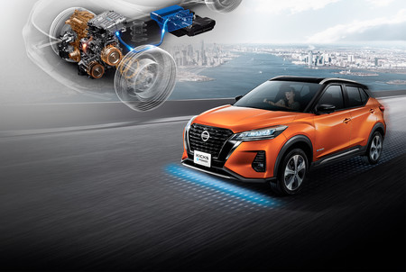 Nissan Kicks 2021 2