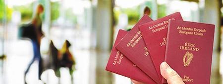 Irlanda permitirá usar un selfie como fotografía de los nuevos pasaportes