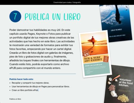 Fotografía y publicación de libros