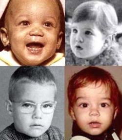 Que bebés tan... famosos ahora