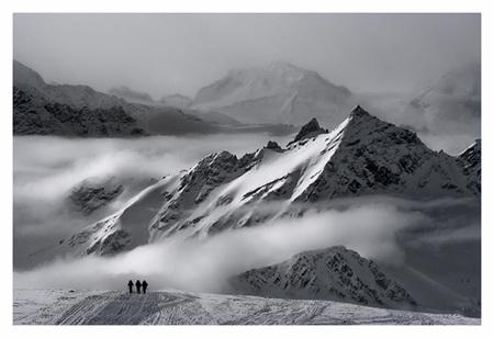 Artículo sobre la fotografía en condiciones extremas: montañismo