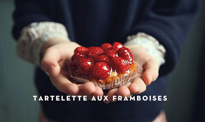 Cómo visitar una pastelería francesa. Simpático vídeo de una familia golosa