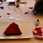 Cazando Gangas para vestir la mesa en Navidad al mejor precio