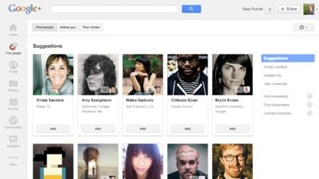 Google+ deja de nombrar los círculos en su barra lateral, ¿veremos cambios en la red?