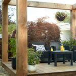 9 muebles y complementos deco de Amazon para tener un jardín o una terraza de lo más acogedora