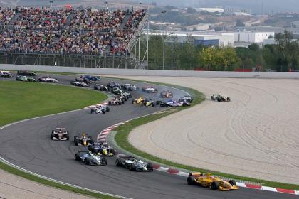 Las World Series cierran la temporada en el Circuit de Catalunya