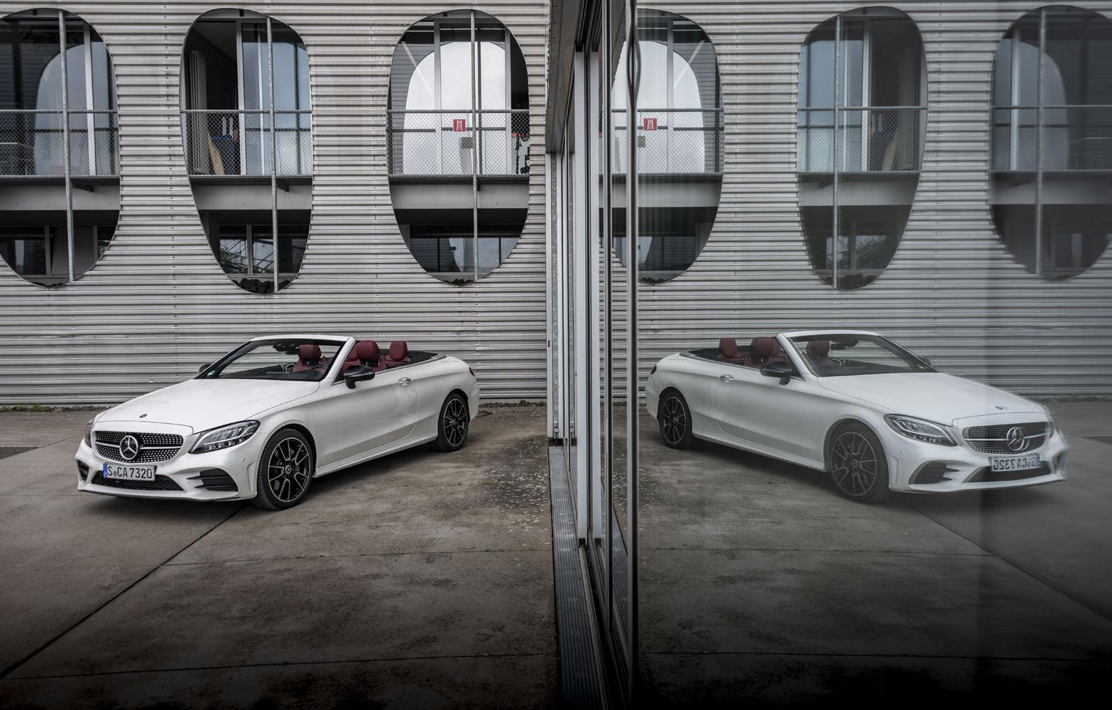 Foto de Mercedes-Benz Clase C 2018, toma de contacto (50/255)