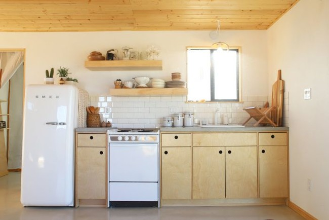 The Petite Open Kitchen Isrect