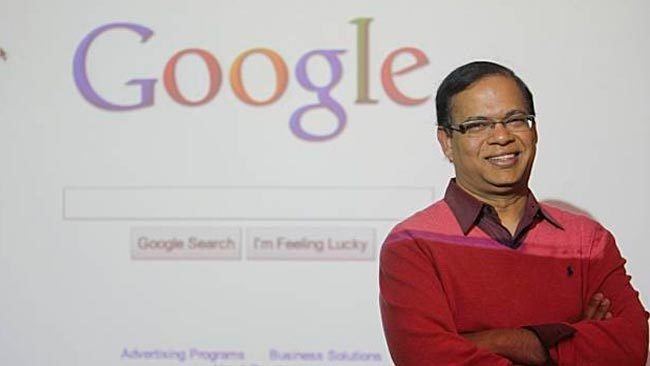 Amit Singhal, ejecutivo de búsquedas de Google