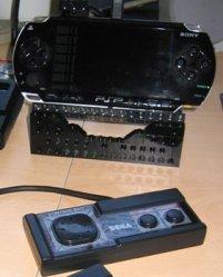 Mandos de Master System en la PSP
