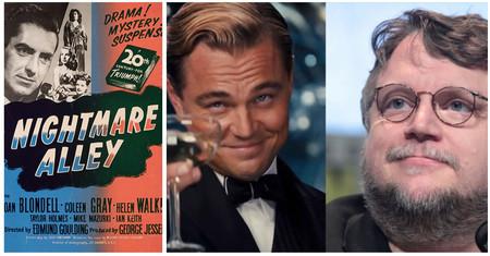 Guillermo Del Toro dirigirá a Leonardo DiCaprio en su siguiente película: una nueva versión de 'El callejón de las almas perdidas'