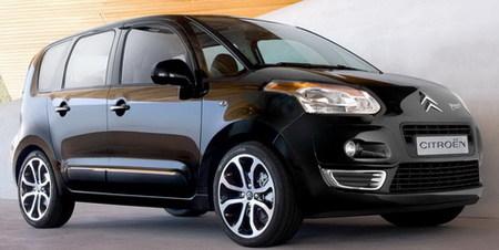 Citroën C3 Picasso, el campeón de la carga
