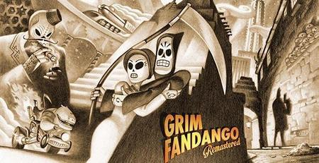 Grim Fandango Remastered ya se encuentra disponible