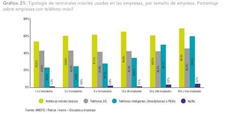 """Informe sobre las TIC y la empresa española: """"El 92% de las empresas disponen de ordenador"""""""