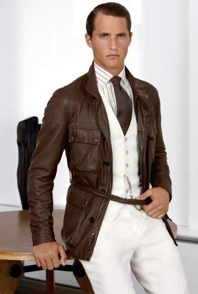 Ralph Lauren Purple Label, elegancia sofisticada para el Otoño-Invieno 2011/2012