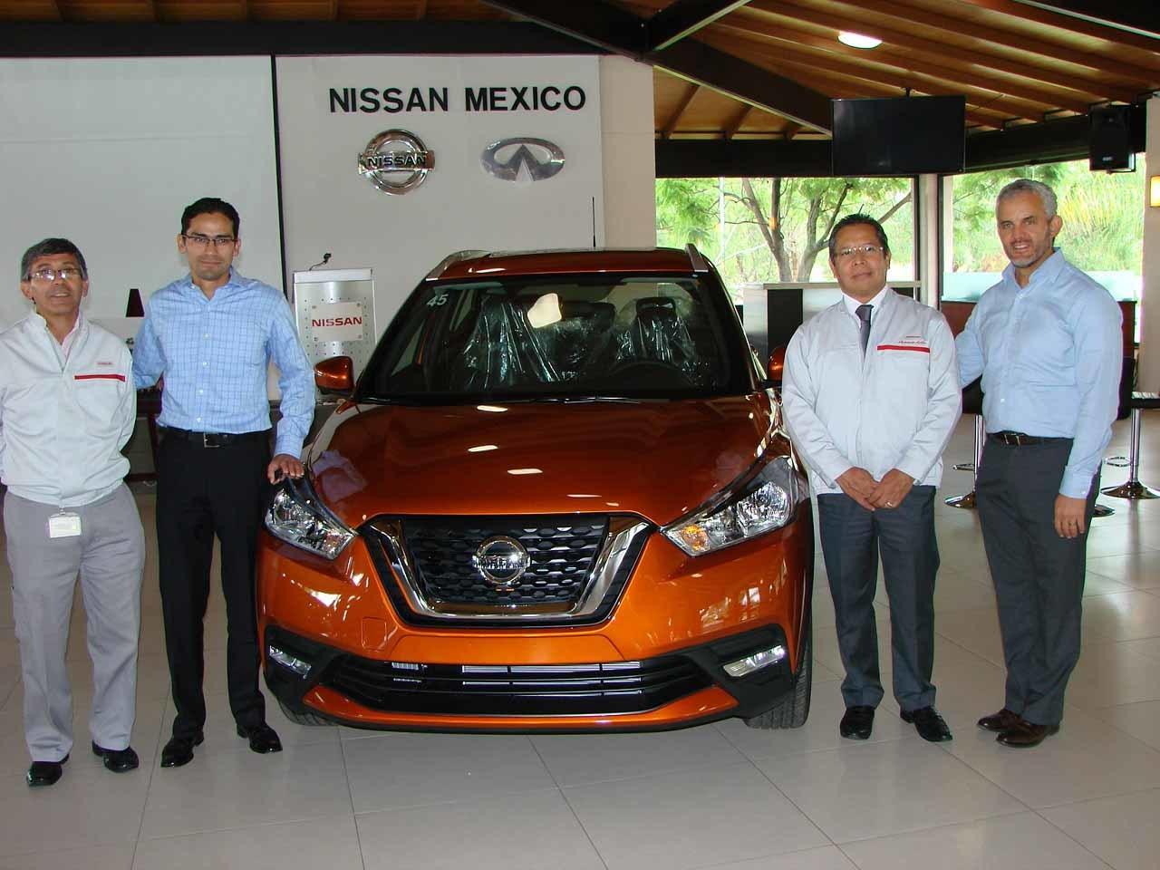 Foto de Arranca la producción de Nissan Kicks en México (10/18)