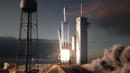 SpaceX vuelve a retrasar debut del cohete Falcon Heavy hasta principios de 2018
