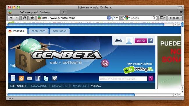 mozilla firefox 4 beta candidate