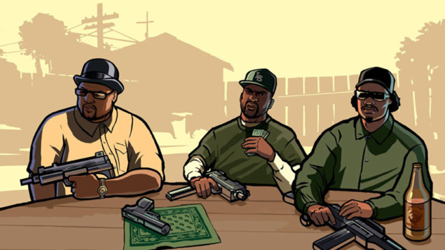 1414095778 Gta San Andreas Art