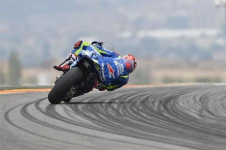 Maverick Vinales Suzuki Motogp Aragon 2016