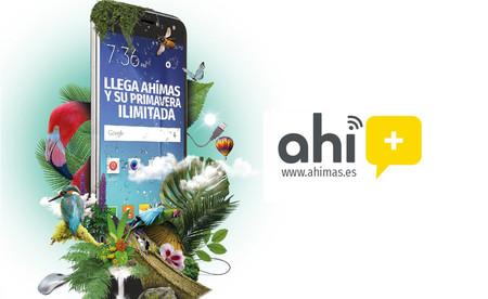 Ahí+ amplía sus tarifas móviles y convergentes hasta los 7 GB y lanza una nueva de 2 GB por 5,90 euros