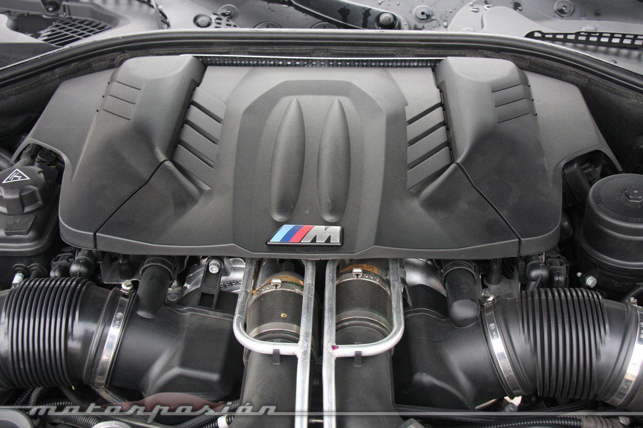 Foto de BMW M5 (Prueba) (34/136)