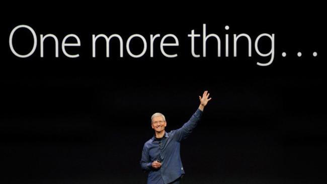 One more thing: la guía de Fotos de iCloud, del Portátil al iPad Pro, HomeKit y más
