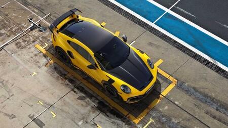 Techart Gtstreet R Porsche 911 Turbo S 4