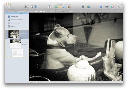 iBooks Author, una forma sencilla de crear tu álbum digital para iPad