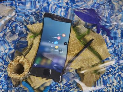 El Samsung Galaxy Note 7, prohibido en los aviones