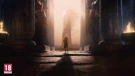 El Antiguo Egipto se deshace en Arena, el nuevo tráiler cinemático de Assassin's Creed: Origins