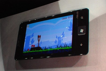 Angry Birds en Windows Phone 7