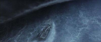 'La tormenta perfecta', el hombre contra los dioses del mar