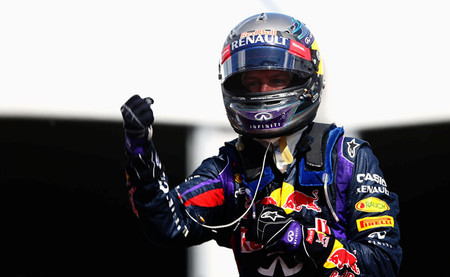 Los jefes de equipo de Fórmula 1 votan a Sebastian Vettel como mejor piloto del año