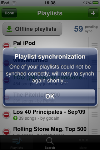 Foto de Spotify para iPhone (15/26)