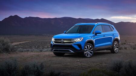 """El Volkswagen Taos es un nuevo SUV compacto para México: un """"mini Tiguan"""" con sed de superventas"""