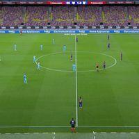 Un DJ con sonidos del FIFA y máquinas con tarjetas NVIDIA: así cambió LaLiga la experiencia de los partidos a puerta cerrada