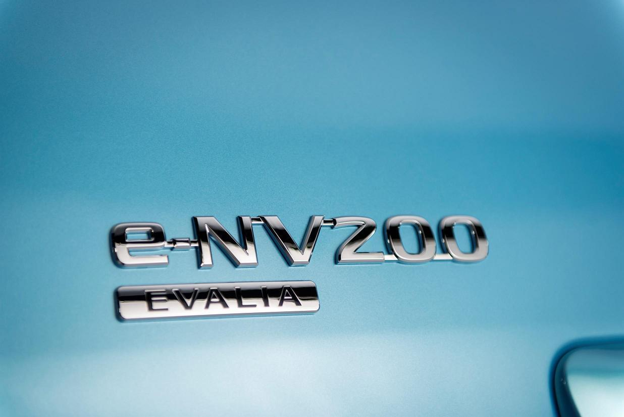 Foto de Nissan e-NV200 (17/44)