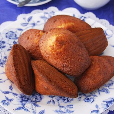Receta de madeleines de lavanda, deliciosos bizcochitos para la sobremesa