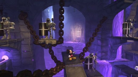 Casi media hora en vídeo de 'Castle of Illusion'