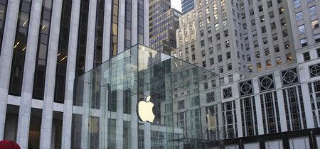 Apple podría desmontar el emblemático cubo de cristal ubicado en la Quinta Avenida en Nueva York