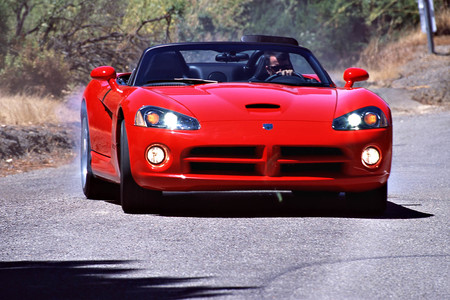 Dodge Viper Srt10 Convertible 2