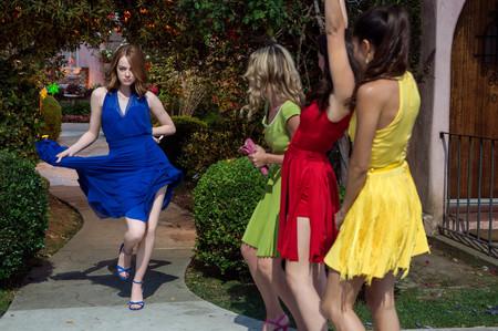 13 vestidos con vuelo para bailar a lo La La Land