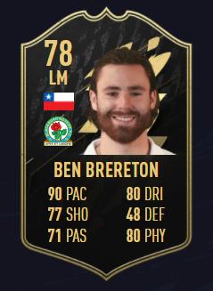 Ben Brereton