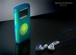 Funda iSkin para el nano lanzada