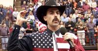 'Borat', escandalizando al mundo políticamente correcto