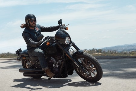 Harley Davidson Low Rider S 2020 7