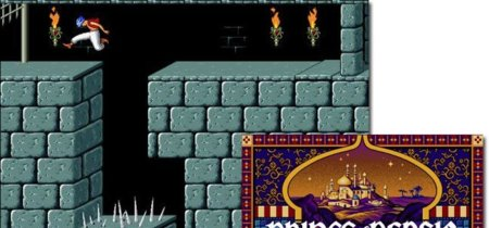 Prince of Persia Retro en tu iPhone/Touch/iPad