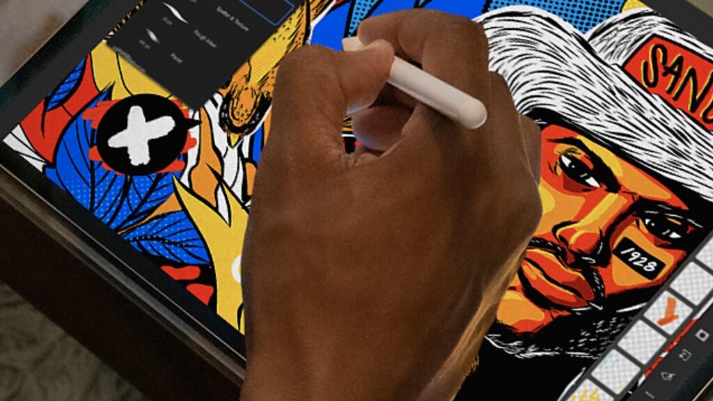 Adobe arroja alguna suscripción a Photoshop y 3 aplicaciones mas exclusiva para clientes de iPad
