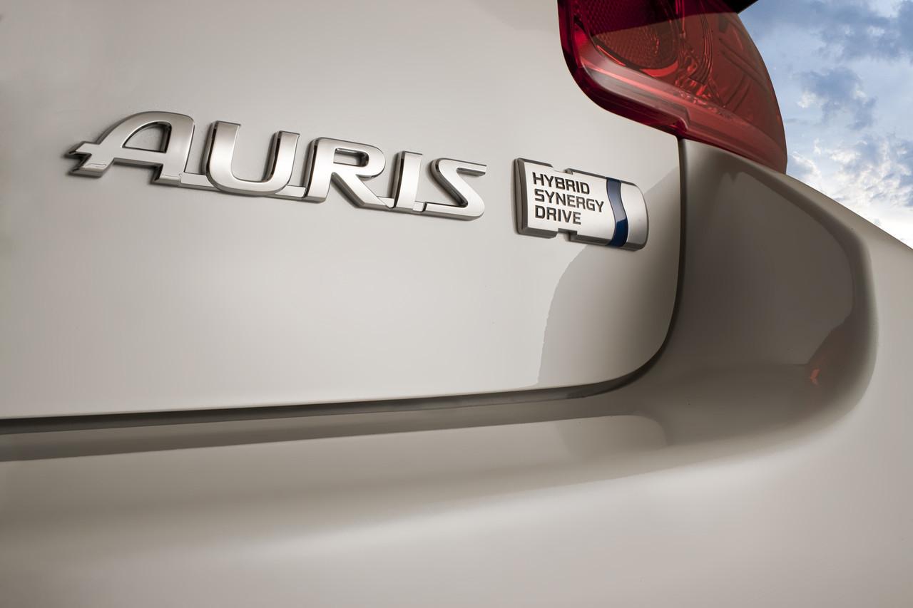 Foto de Toyota Auris HSD (11/71)